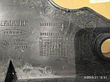 Накладка (Жабо) під лобове скло Рено Меган 3 б/в, фото 3