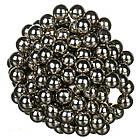 Магнитная игрушка неокуб Toys NEO CUB SILVER магнитные шарики, фото 3