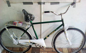 Велосипед  дорожный  (мужская рама) Фермер Взрослый. Новый!