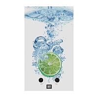 Газовая колонка Zanussi GWH 10 Fonte Glass Lime, фото 1
