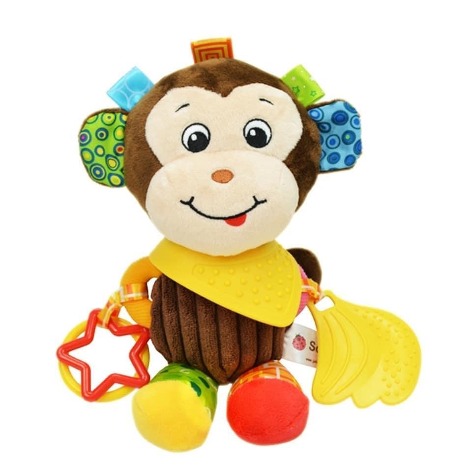 Подвесная игрушка от  SOZYY ОБЕЗЬЯНКА ( D25447 )
