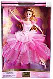 Колекційна лялька Барбі Квіткова балерина Лускунчик, фото 2