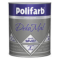 Грунтовка для металла ГФ-021 Красно-коричневая DekoMal Polifarb 2.7 кг. (Грунт, Полифарб)
