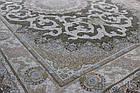 Коврик восточная классика РОКСОЛАНА G145 1,5Х2,25 ЗЕЛЕНЫЙ прямоугольник, фото 3