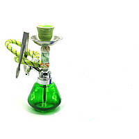 Кальян Huka 17 см Зеленый DN28214, КОД: 718089
