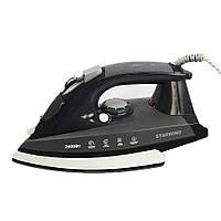 Starwind, утюг, с автоотключением, SIR 7930, это, паровий утюг, для дома,, Отпариватели, пароочистители, паровые системы, утюги