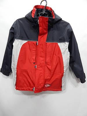 Куртка детская лыжная с капюшоном , рост 110-116  043д