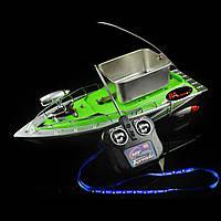 Электрический беспроводной радиоуправляемый катер для рыбалки