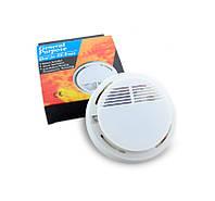 Автономный детектор дыма для дома и офиса (Smoke Alarm) датчик дыма с сигналом дымовой извещатель, Камеры видеонаблюдения, сигнализации, охранные