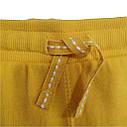 Штанишки теплые на мальчика H&M джогеры для малышей желтые, серые (ейч енд ем), фото 3