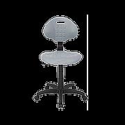 Кресло лабораторное PU низкое