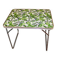 Раскладной стол для пикника / туристический походный усиленный складной столик на балкон/природу/на пикник, Товары для дома и быта