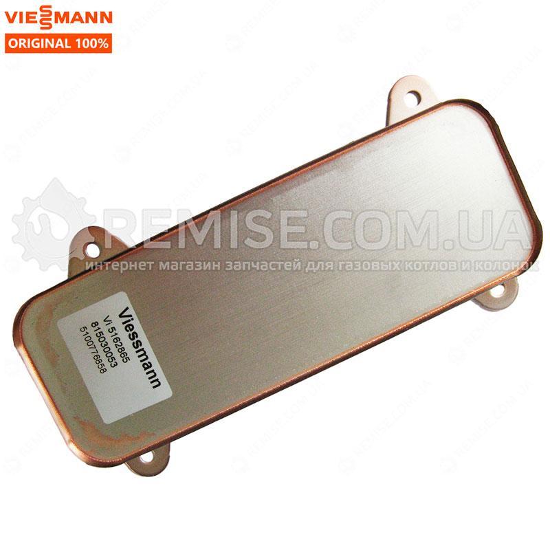 Теплообменник вторичный Viessmann Vitopend WHO, WHE - 7817471