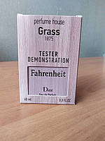 Мужской парфюм Christian Dior Fahrenheit (реплика) тестер 60 ml  в цветной упаковке