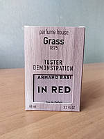 Жіночий парфюм Armand Basi in Red (арманд баси ін ред) тестер 60 ml (репліка)