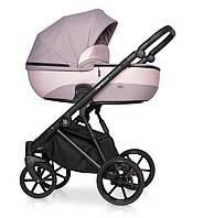 Детская коляска универсальная 2 в 1 Riko Nano Pro 03 Pearl pink (Рико Нано, Польша)