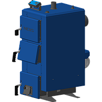 Бытовые отопительные котлы длительного горения на твёрдом топливе Neus KTА (Неус КТА 12 кВт)