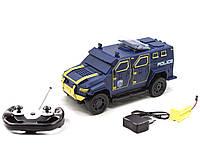 Внедорожник на радиоуправлении Полиция сине-жёлтый SY