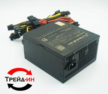 Блок питания Power B 1600W (LL1600FC), б/у