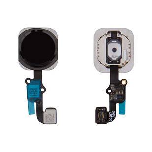 Шлейф кнопки Home для iPhone 6S, iPhone 6S Plus, черный, Original