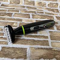 Многофункциональный триммер для стрижки волос и для бритья и носа VGR V-016 3 в 1