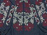 Платье-вышиванка Хризантемы 48 р., фото 4
