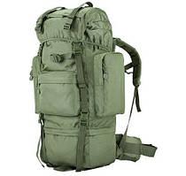 Рюкзак тактичний A21 70 л, олива
