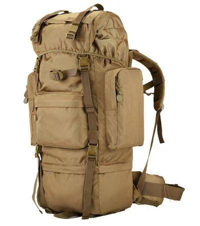 Рюкзак тактический A21 70 л, песочный