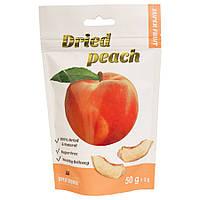 Персик сушеный Dried Peach, 50 г