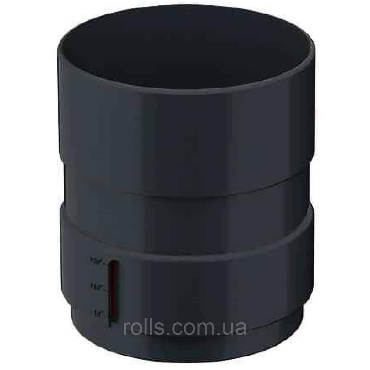 Соединитель трубы Galeco PVC 150/100 з'єднувач труби водостічної SP100-_-MU----А