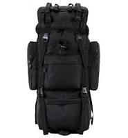 Рюкзак тактичний A21 70 л, чорний