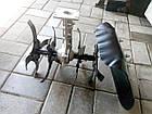 Насадка-культиватор для бензокосы  26 мм штанга (вал 9 шлицов), фото 2
