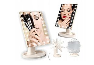 Зеркало для макияжа с  подсветкой Large Led Mirror, фото 2