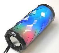 Портативная Bluetooth колонка T&G TG-167 оригинальный дизайн с защитой от брызг