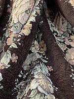 Универсальная двухсторонняя ткань жаккард для мебели, покрывал и штор. Ширина 280см Турция