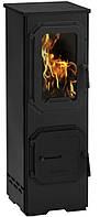 Печь-камин на дровах Wamsler Colorado black 5 кВт