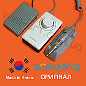 Портативный фрезер для маникюра и корекции - K-38 /SH30N до 30000 об./мин. ОРИГИНАЛ, (Saeyang, Южная Корея)