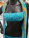 Купальний костюм жіночий + парео, ТМ Anabel Arto, ТМ Lady Etna, фото 3