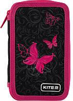 Пенал Kite K20-623-3 Butterfly tale