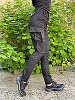 """Женские тактические брюки """"BAGIRA"""" BLACK, фото 2"""