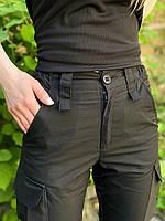 """Женские тактические брюки """"BAGIRA"""" BLACK, фото 5"""