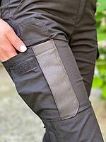 """Женские тактические брюки """"BAGIRA"""" BLACK, фото 6"""