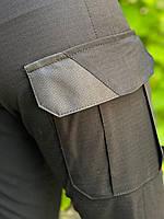 """Женские тактические брюки """"BAGIRA"""" BLACK, фото 8"""