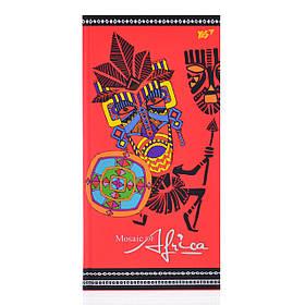 Блокнот 100*200/96 КЛ. с твердой обложкой неон+софт-тач лак. African style YES код:151357