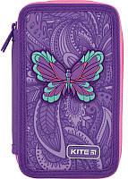 Пенал Kite K20-623-1 Flowery