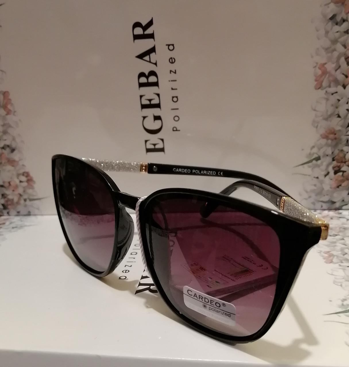 Солнцезащитные новинки очки, женский бренд с полароидной линзой