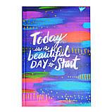 Блокнот-мотиватор для девочки YES Today серии You GO girl 140 х 210 мм 152 л. код:151576, фото 2