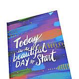 Блокнот-мотиватор для девочки YES Today серии You GO girl 140 х 210 мм 152 л. код:151576, фото 3