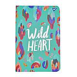 Блокнот-мотиватор для девочки YES Wild Heart серии Fitness 140 х 210мм 96л. код:151581, фото 2