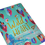 Блокнот-мотиватор для девочки YES Wild Heart серии Fitness 140 х 210мм 96л. код:151581, фото 3